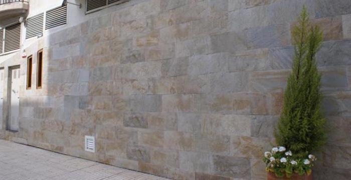 Piedra cortada 30x60 cm.