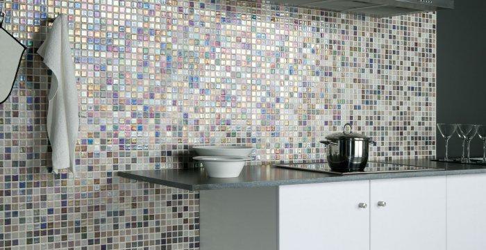 Mosaico gresite para tu cocina materiales de construcci n - Gresite para cocinas ...