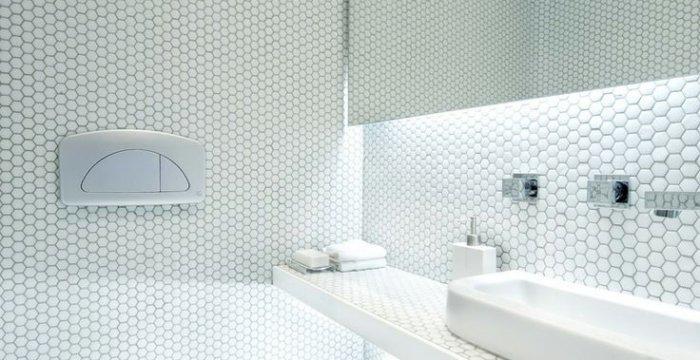 Gresite Baño   Avilcasa Materiales De Construccion Galerias De Imagenes Banos